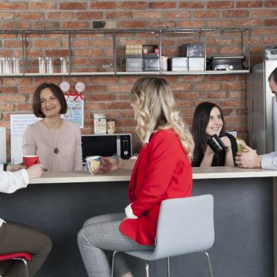 opuštena i motivirajuća radna atmosfera posljedica je balansa privatnog i poslovnog života