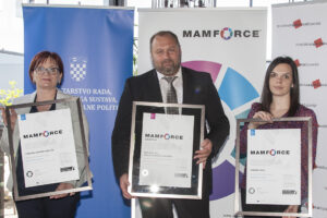 MAMFORCE international community welcomed 3 new members from IT, public sector and a global corporation